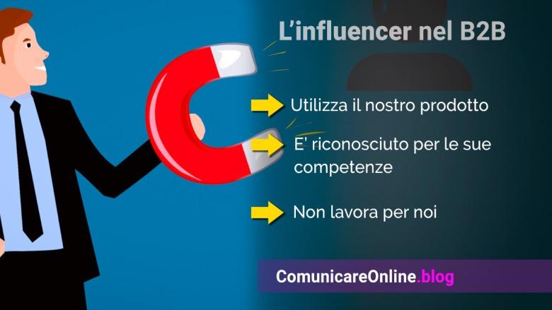 influencer nel B2B